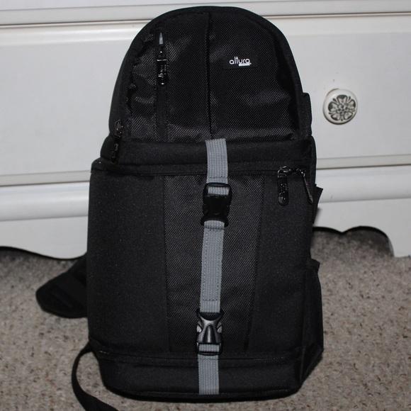 Bags Altura Camera Sling Backpack Poshmark